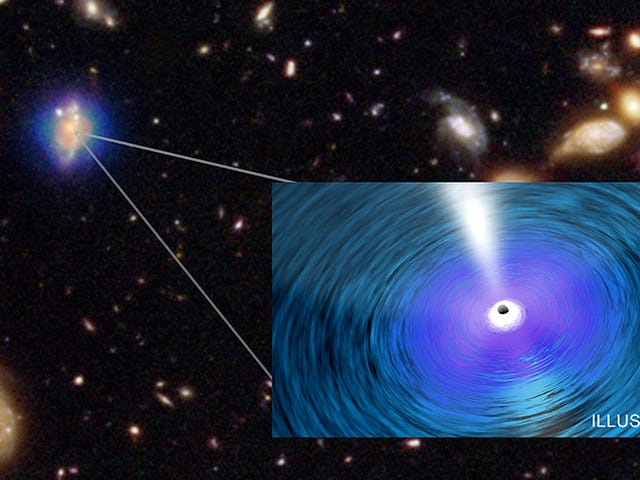New Results Challenge Basic Ideas of Supermassive Black Holes
