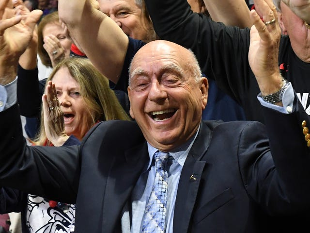 Dick Vitale Breaks Huge NBA Trade, Walks It Back, Probably Misread A Tweet
