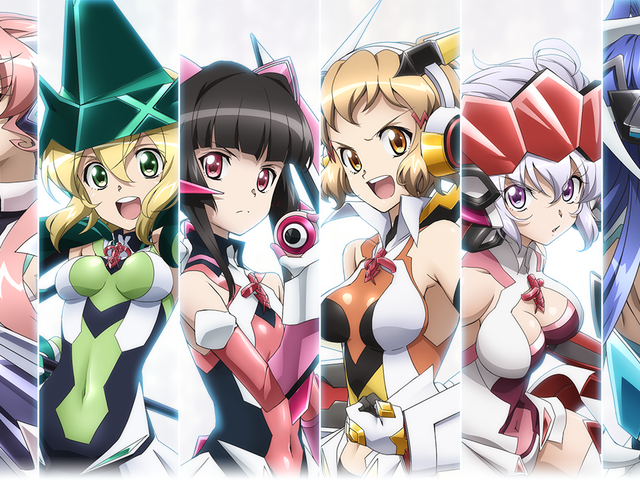 The new season of Symphogear gets delayed