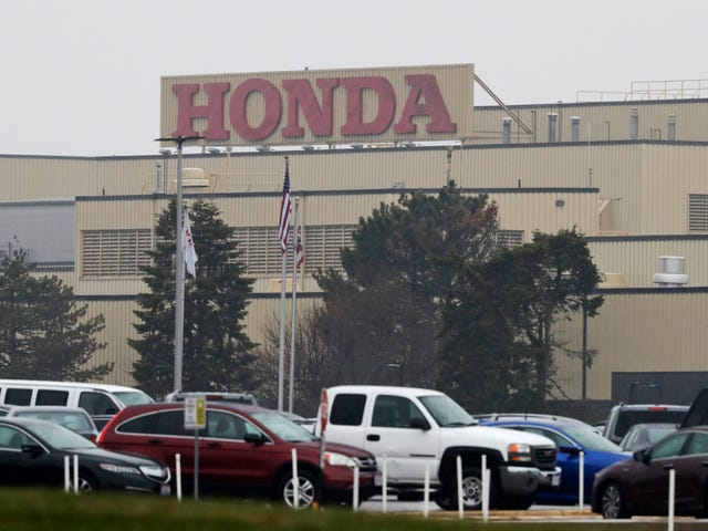 Honda i Nissan każą amerykańskim robotnikom z furloughedem złożyć wniosek o bezrobocie