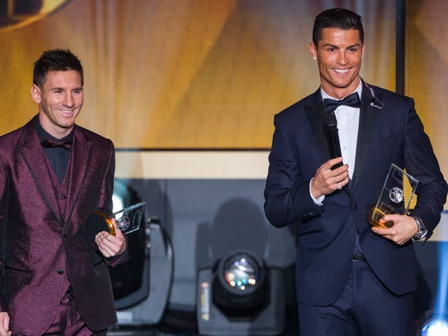 Cristiano Ronaldo Beats Lionel Messi (At Tax Evasion)