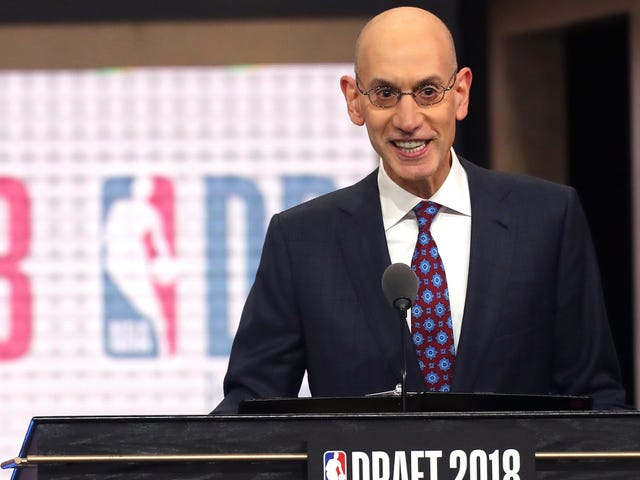 Did You Know Adam Silver Is Pals With Jared Kushner?
