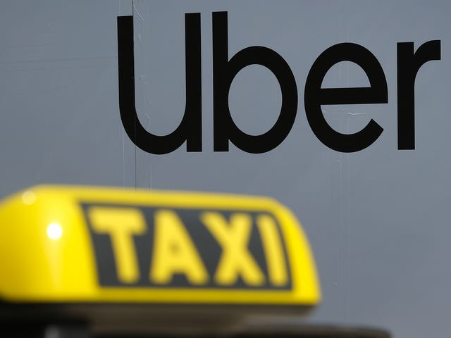 Uber Warns It's Under Investigation by the IRS Over Past Tax Returns