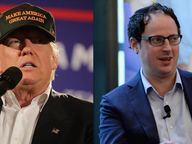 Nate Silver's Very Very Wrong Predictions About Donald Trump Are Terrifying