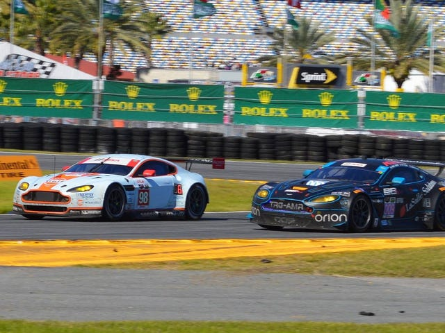 I hope NBCSports coverage of the Rolex 24 is better than Foxsports, FS1, FS2, Go, FS7.25, etc.