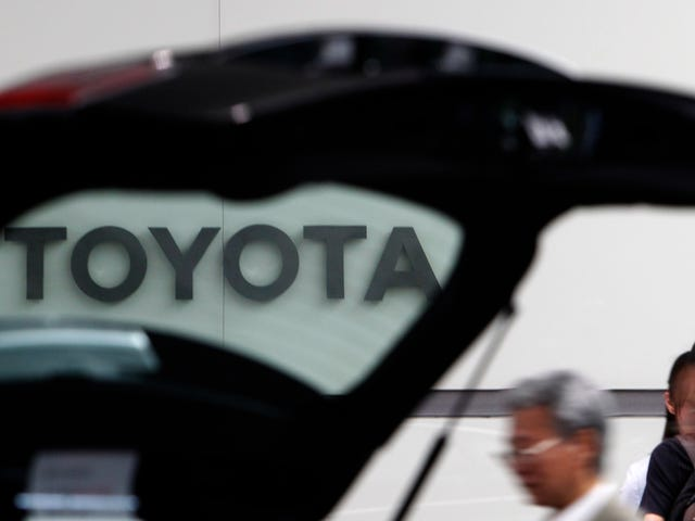 Toyota Finds No Problems After Supplier Reveals It Made Wonky Metal