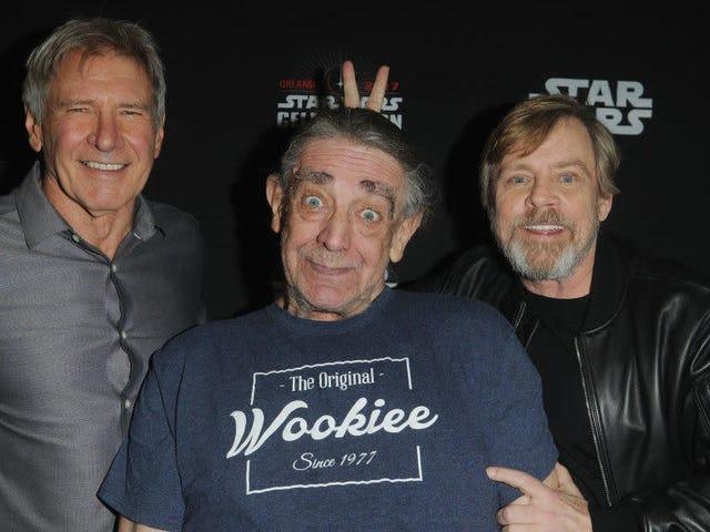 Мир Star Wars оплакивает потерю Питера Мэйхью