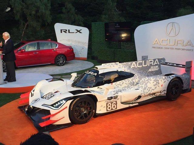 Ψάχνετε για το αυτοκίνητο ARX-05 Acura DPi.