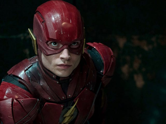 <i>The Flash</i> Movie Might Have Gained a New Director and Writer, But Ezra Miller Remains