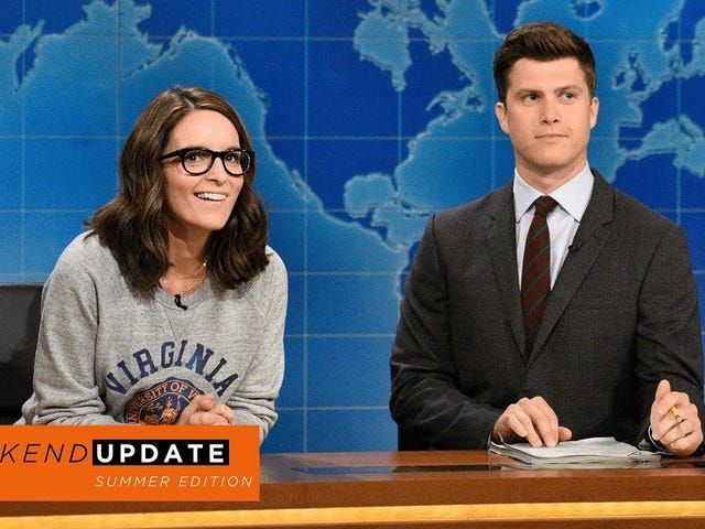 Tina Fey's Vexing Self-Parody