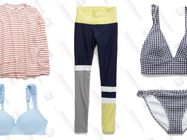 """<a href=https://kinjadeals.theinventory.com/save-up-to-50-on-aerie-apparel-swimsuits-and-bras-1833134289&xid=17259,15700023,15700186,15700191,15700256,15700259,15700262 data-id="""""""" onclick=""""window.ga('send', 'event', 'Permalink page click', 'Permalink page click - post header', 'standard');"""">Aerieアパレル、水着、Brasを60%オフ</a>"""