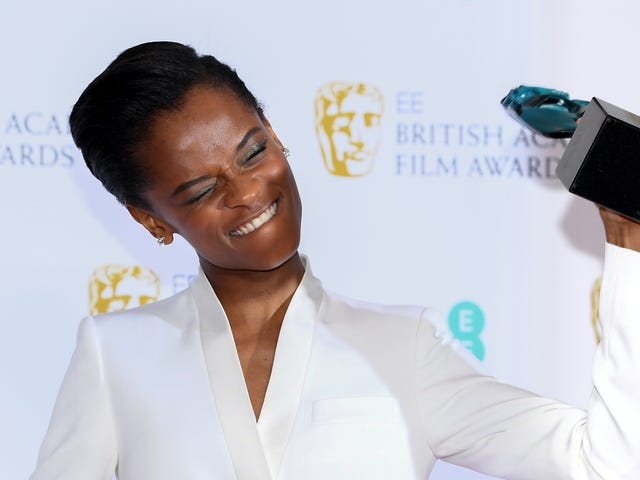 2019 BAFTAs: Letitia Wright Is Officially a Rising Star
