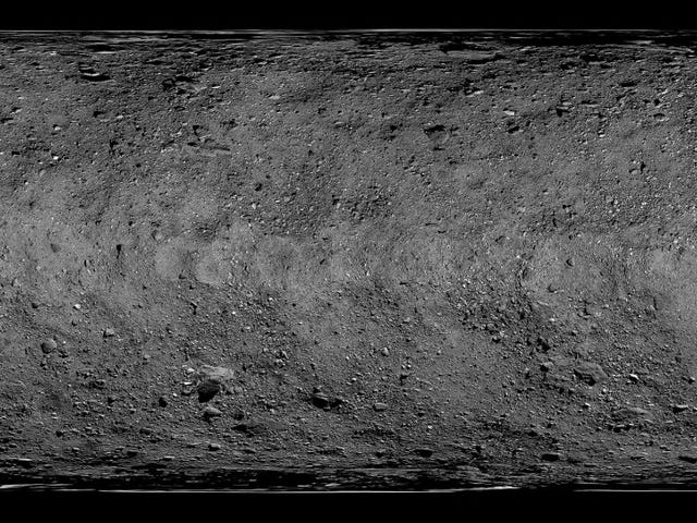 NASA's New View of Asteroid Bennu Transports Us Far Away From Our Troubles