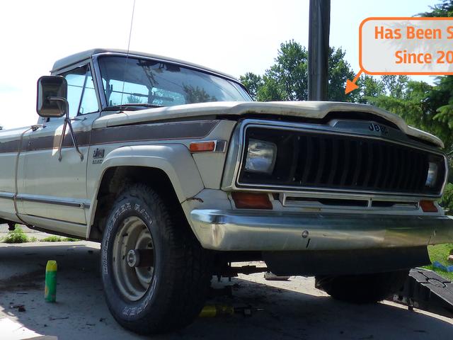 Uzun Ölü Jeep J10'umu Cuma Günü Toledo Jeep Fest'e Göre Onarmak İçin Çılgın Bir Çizgi İçindeyim