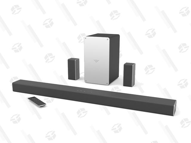Add a 5.1 Surround Sound System to Your Home Theater for a Low $120