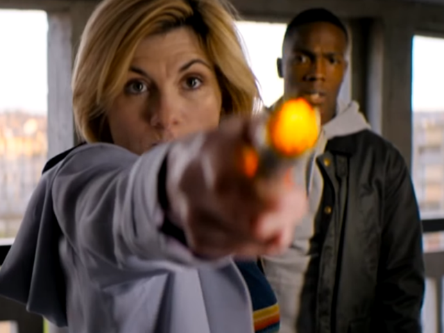 The Universe Needs Fixing in the Explosive New Doctor WhoTrailer