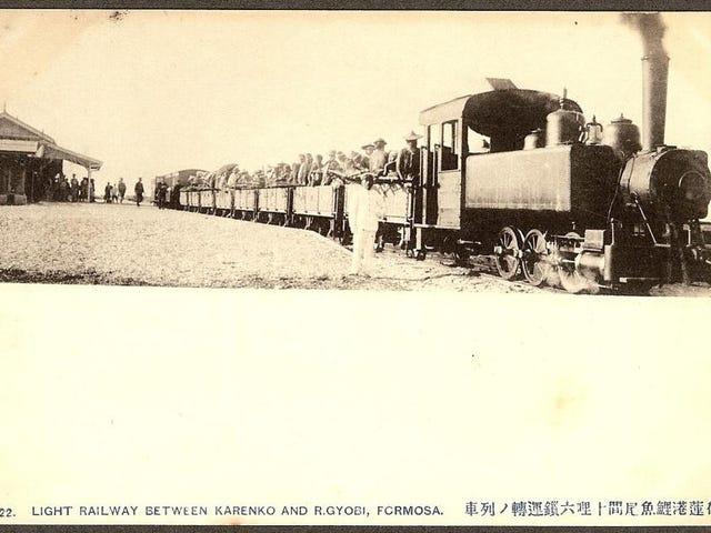 Με το σιδηρόδρομο μέσω του χρόνου