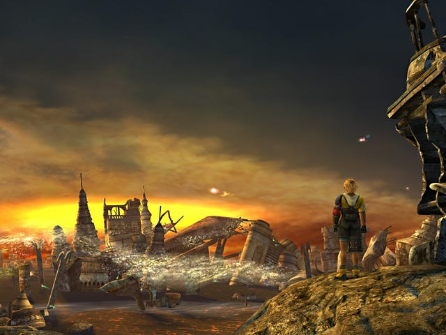 PC Modder Says It'll Take Months To Get Final Fantasy X Running At 60 FPS