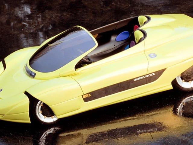 I Do Not Understand The 1992 Bertone Blitz, But I Do Love It