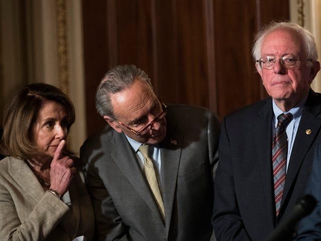 Seseorang Beritahu Parti Demokrat untuk Berhenti Berperan Sama Setaraf Politik Terhadap Ayam Tak Berikutan