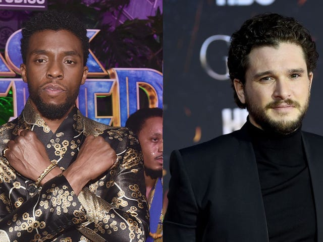 Black Panther 2's Release Date Revealed, Kit Harington Joins The Eternals, and More Marvel Movie News From D23