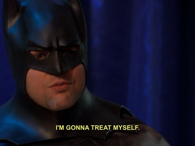 Dressing Up as Batman May Help Boost Your Productivity