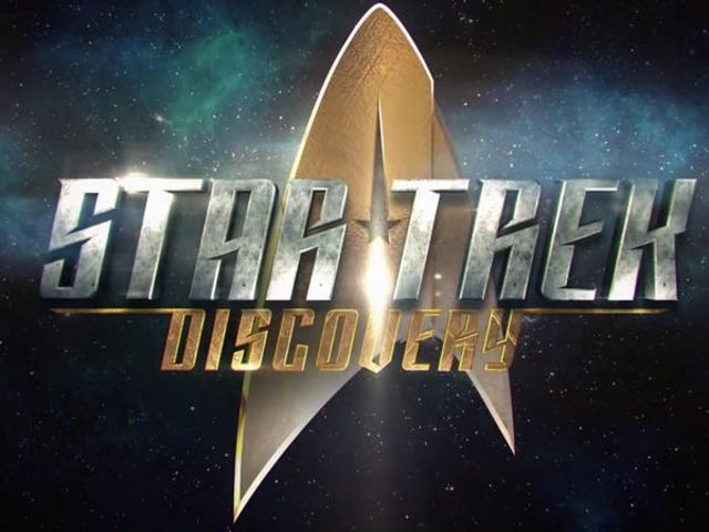 A leaked set photo shows off some of Star Trek: Discovery's aliens