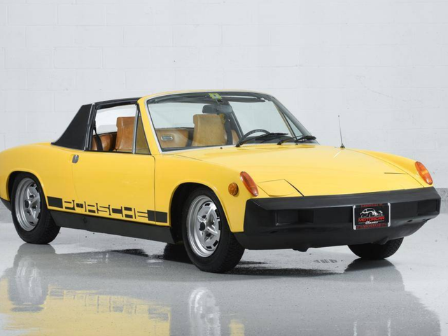 I Need a Porsche 914 In My Life