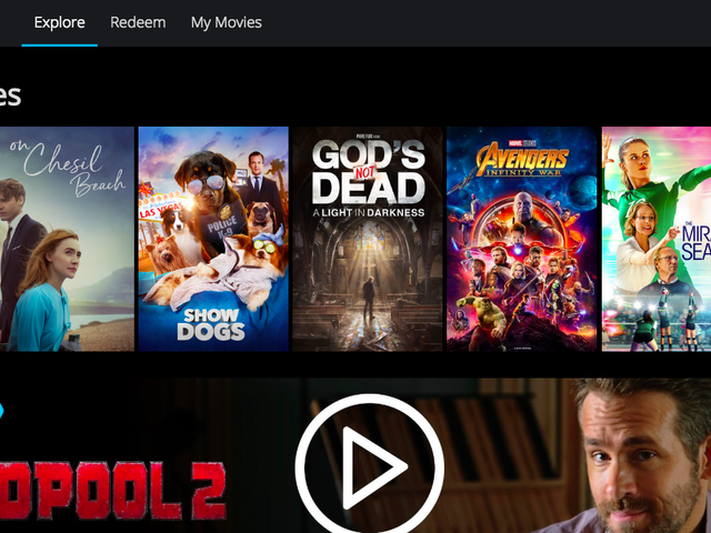 How to Get a Free X-Men Movie on Movies Anywhere