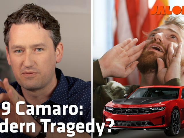 Is The 2019 Chevrolet Camaro A Design Tragedy? A Cargument