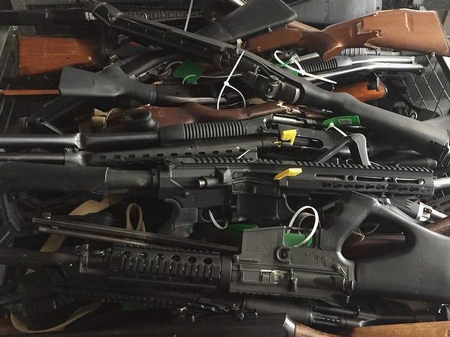 Over 10,000 Guns Handed Over in New Zealand Buyback Program After Livestreamed Christchurch Attack
