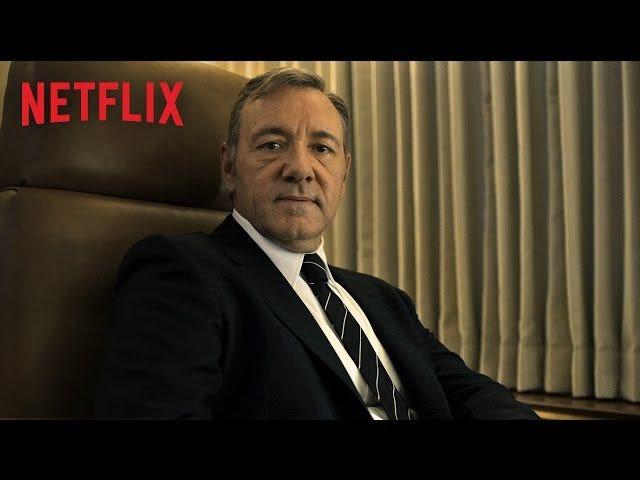 Frank Underwood vuelve: tráiler de la nueva TIMEada de House of Cards
