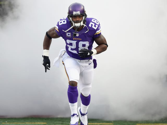 Columnist Suggests Adrian Peterson Hit His Kid Because He Might Be Descended From Slaves