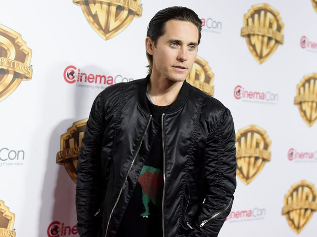Shockingly, Jared Leto Said He Loved Playing the Joker