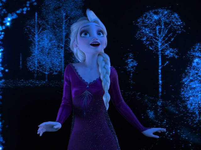 Deciding to Make Frozen II Was Much More Complicated Than You'd Expect