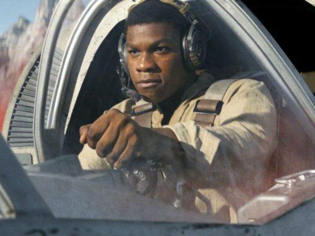 In <i>Star Wars: The Last Jedi, </i>John Boyega, People of Color Get to Shine in a Galaxy Far, Far Away