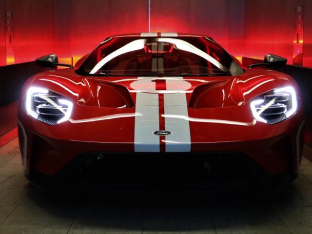 Эта перепродажа Ford GT за 1,4 миллиона долларов обойдется вам в дополнительные 1,2 миллиона долларов для экспорта из Европы