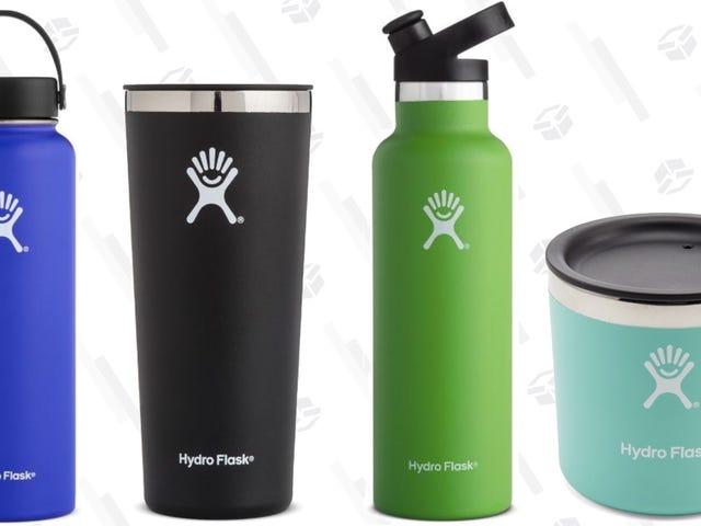 REI está vertiendo en las ofertas de Hydro Flask esta semana