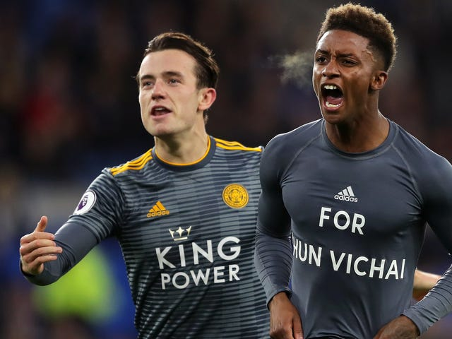 Demarai Gray Booked For Celebration Honoring Late Leicester City Owner