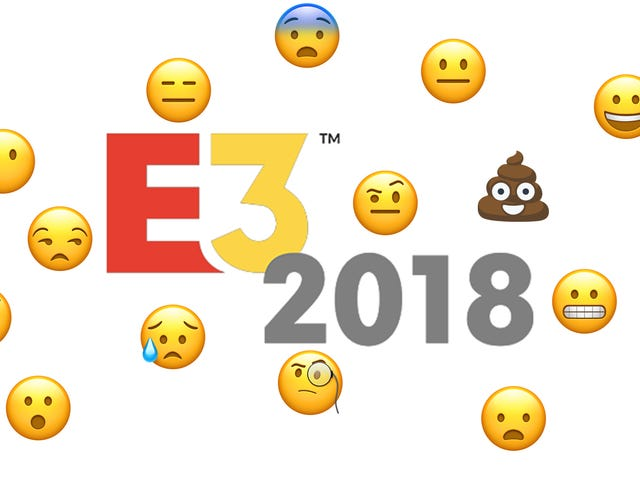 I Review the E3 Press Conferences with Emojis