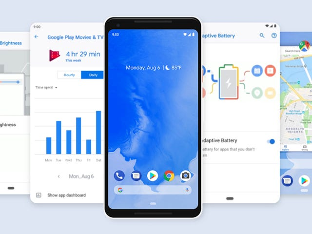 12 Cool Things You Can Do in Android 9 Pie That You Couldn't Do Before