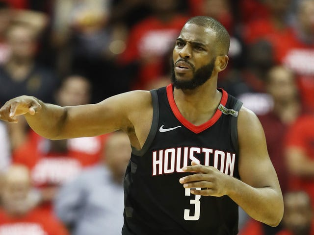 Chris Paul Is Out For Game 6, And Everything Is Grim Again