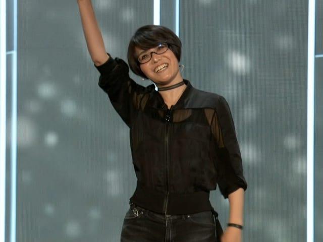 Ikumi Nakamura Deserved Her E3 Moment