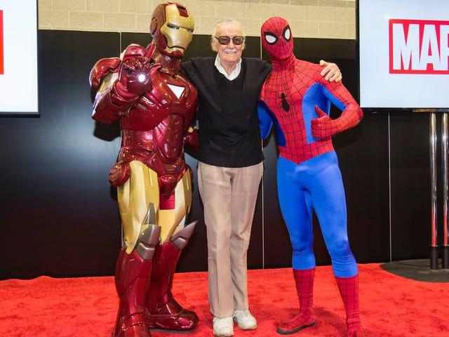 Η κόρη του Stan Lee βγαίνει στην Disney και το Marvel στη μέση της μάχης με τη Sony για το Spider-Man