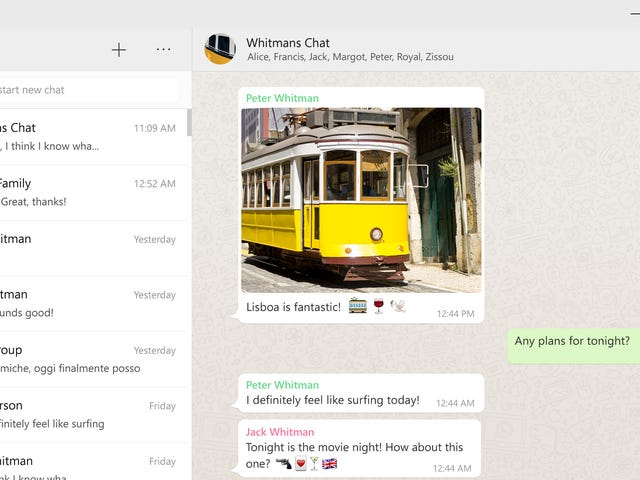 WhatsApp Releases Desktop Apps For Windows and Mac