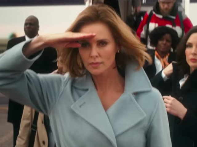Seth Rogen and Charlize Theron'sLong Shotof a love story gets first trailer