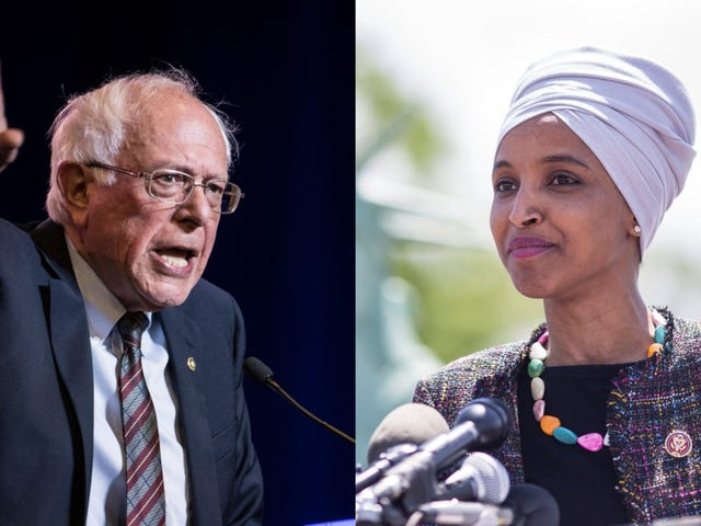 Bernie Sanders and Ilhan Omar Are Teaming Up to Cancel All $1.6 Trillion of Existing Student Debt