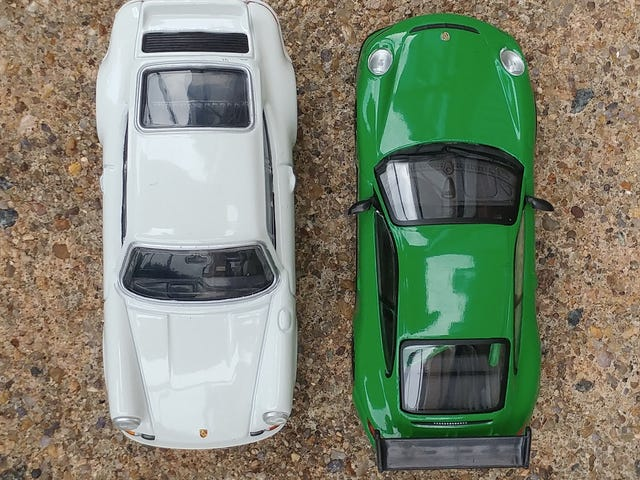Inliner Is Right. Here Are Two of My Favorite 911s