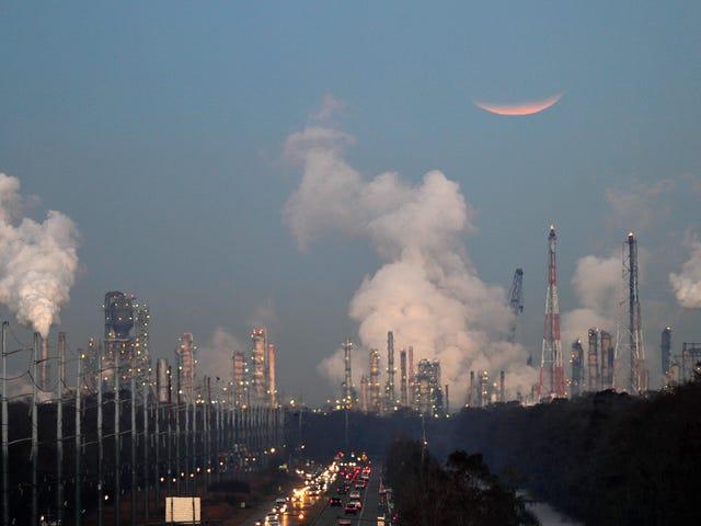 Oljebolag tror noggrant klimatvetenskap Stoppad 2013