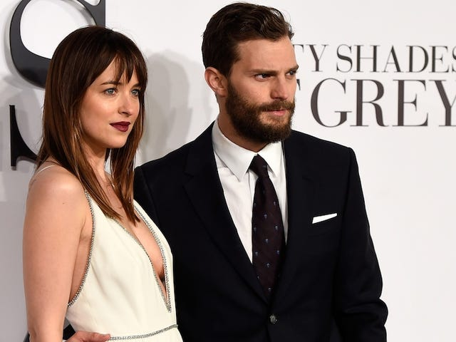 Fifty Shades Made a Whole Lot of Money This Weekend